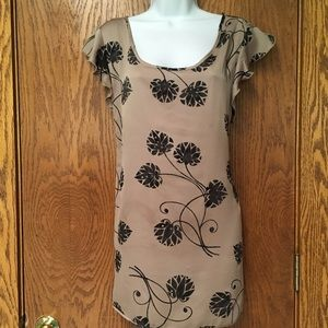 Silky Tunic or Mini Dress